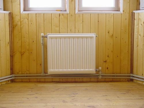 замена батарей отопления в доме